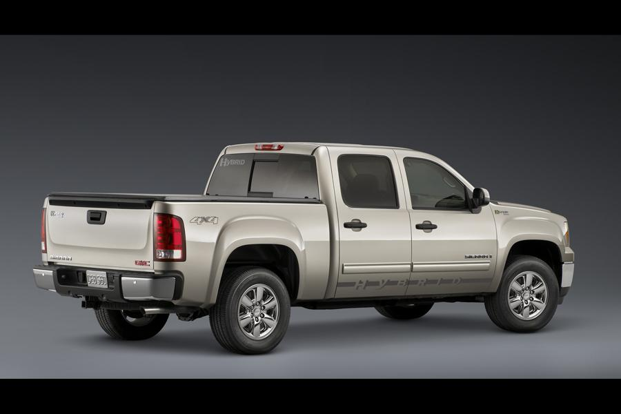 2010 GMC Sierra 1500 Hybrid Photo 2 of 10