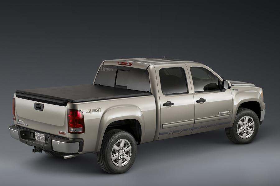 2010 GMC Sierra 1500 Hybrid Photo 3 of 10