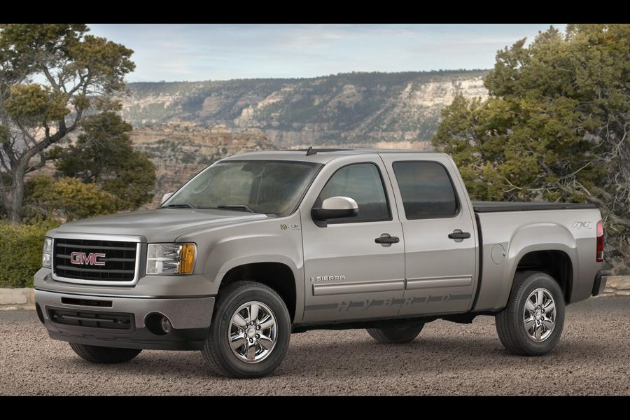 2010 GMC Sierra 1500 Hybrid Photo 5 of 10