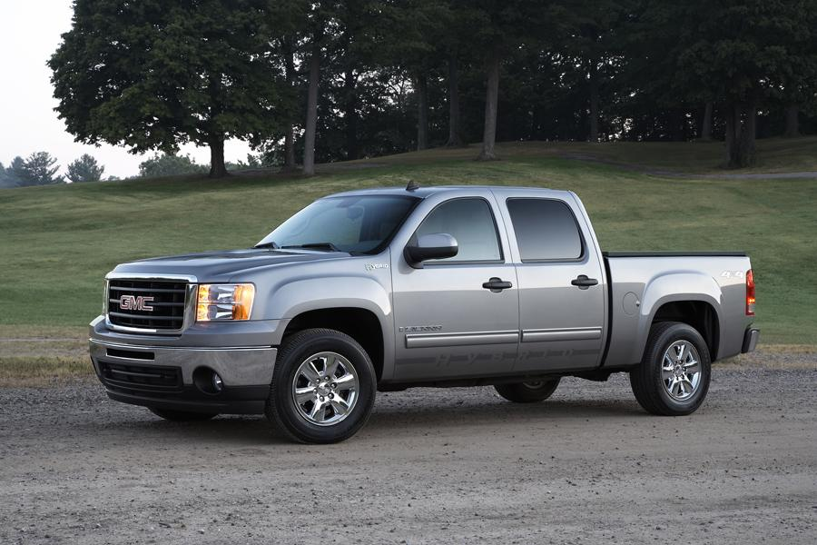 2010 GMC Sierra 1500 Hybrid Photo 6 of 10