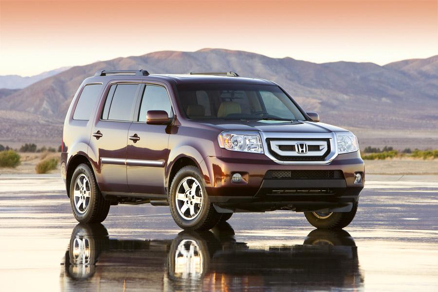 2010 Honda Pilot Overview Cars Com