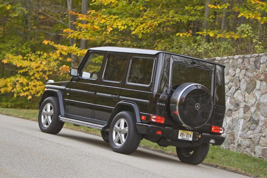 2010 Mercedes-Benz G-Class Photo 3 of 19