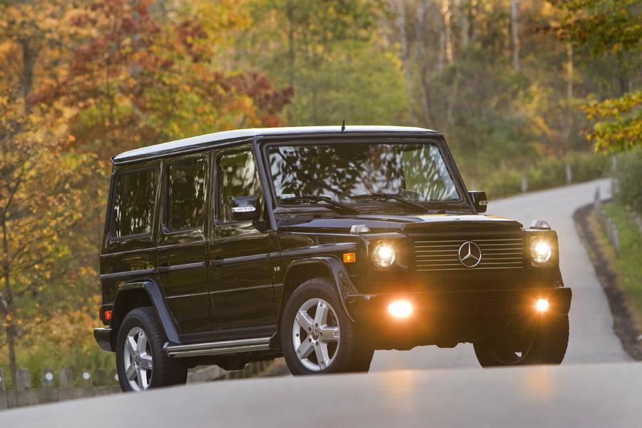 2010 Mercedes-Benz G-Class Photo 4 of 19