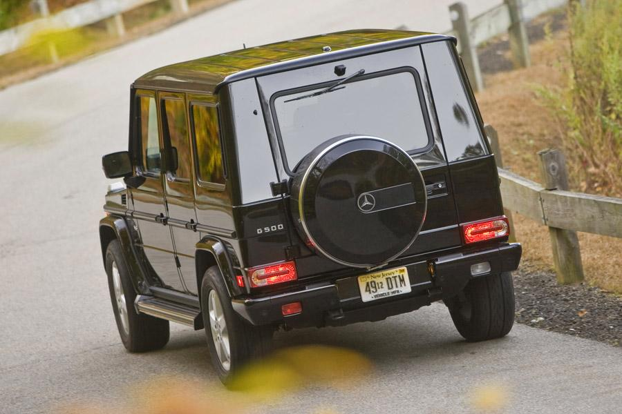 2010 Mercedes-Benz G-Class Photo 6 of 19