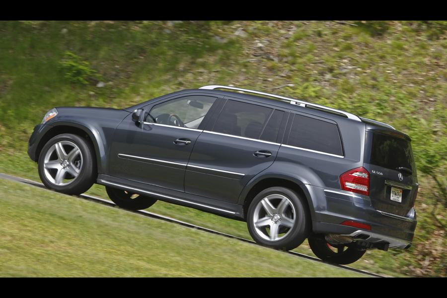 Mercedes Gl Class Reliability Ratings