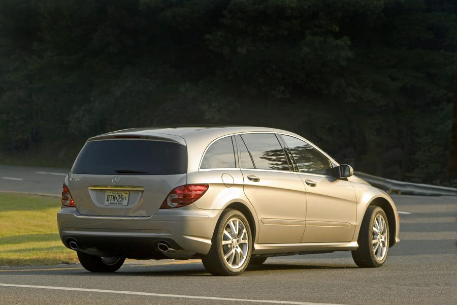 2010 mercedes benz r class reviews specs and prices for Mercedes benz r class price