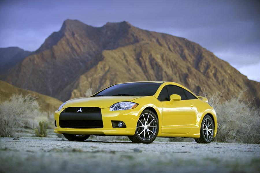 2010 Mitsubishi Eclipse Photo 1 of 14