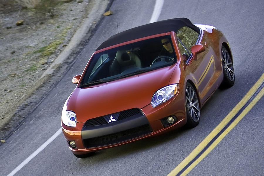 2010 Mitsubishi Eclipse Photo 4 of 14
