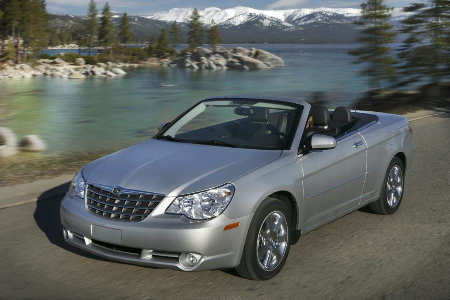 Chrysler Sebring Convertible Models Price Specs Reviews  Carscom