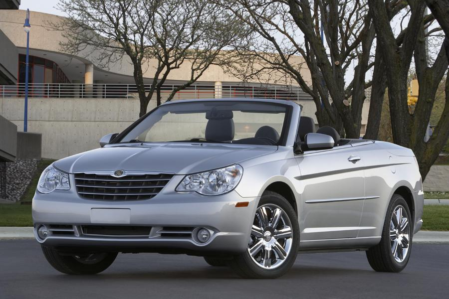 Chrysler Sebring Convertible Models, Price, Specs, Reviews ...