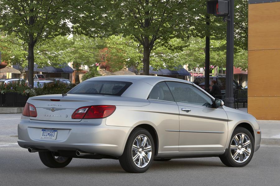 2010 Chrysler Sebring Photo 5 of 15