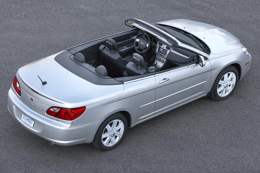 on 1999 Chrysler Sebring Convertible Top