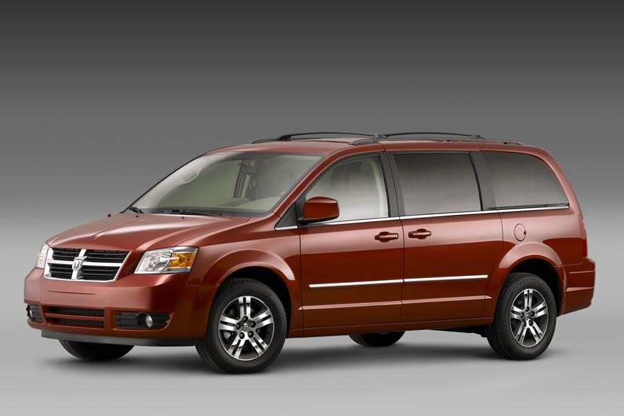 2010 Dodge Grand Caravan Overview Cars Com