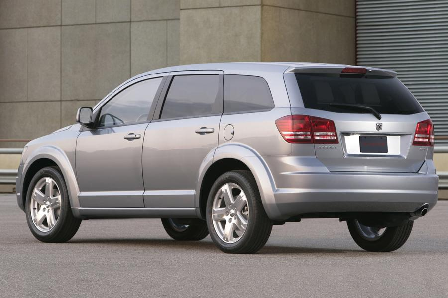 2010 Dodge Journey Overview Cars Com