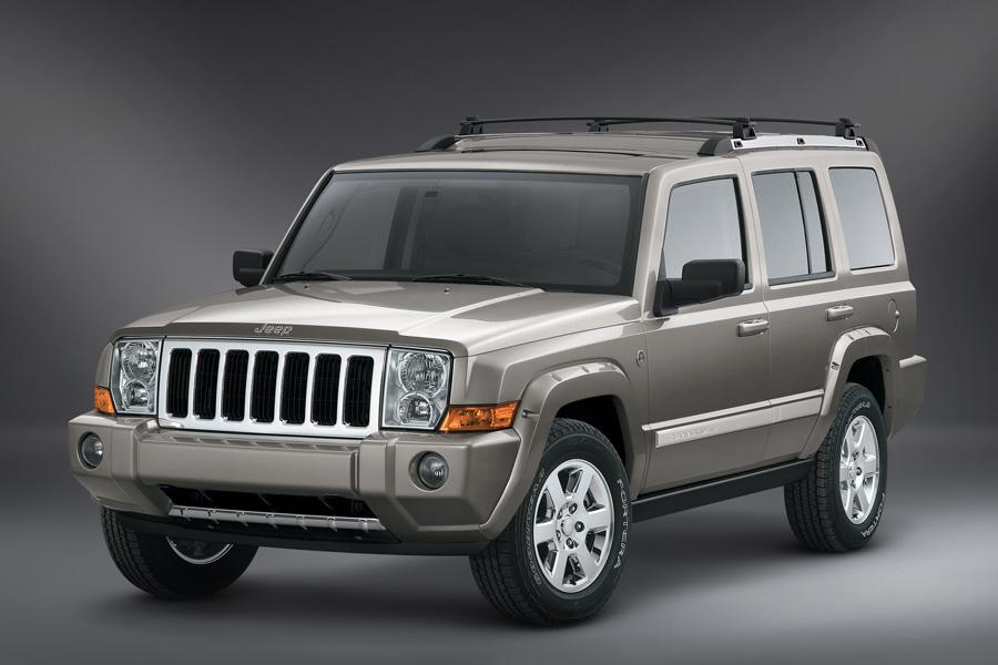 Jeep Commander Suv Cars Com Overview Cars Com