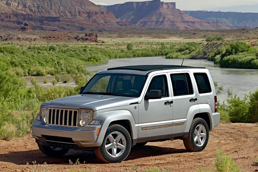 2010 Jeep Liberty Overview Cars
