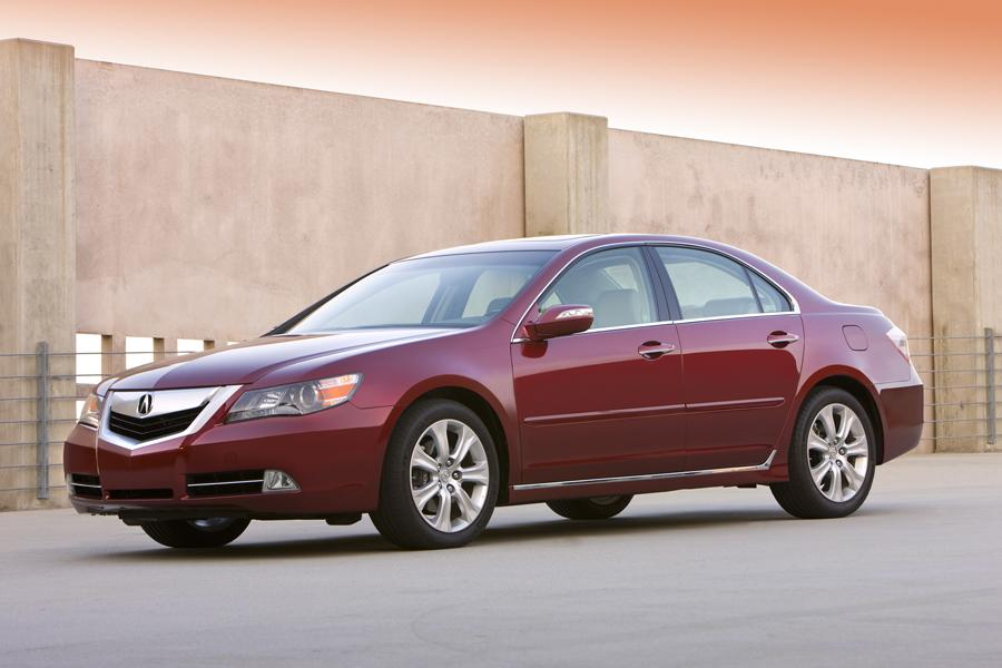2010 acura rl reviews specs and prices. Black Bedroom Furniture Sets. Home Design Ideas