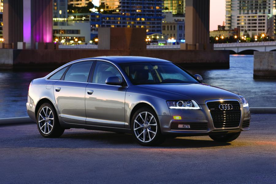 2010 Audi A6 Overview Cars Com