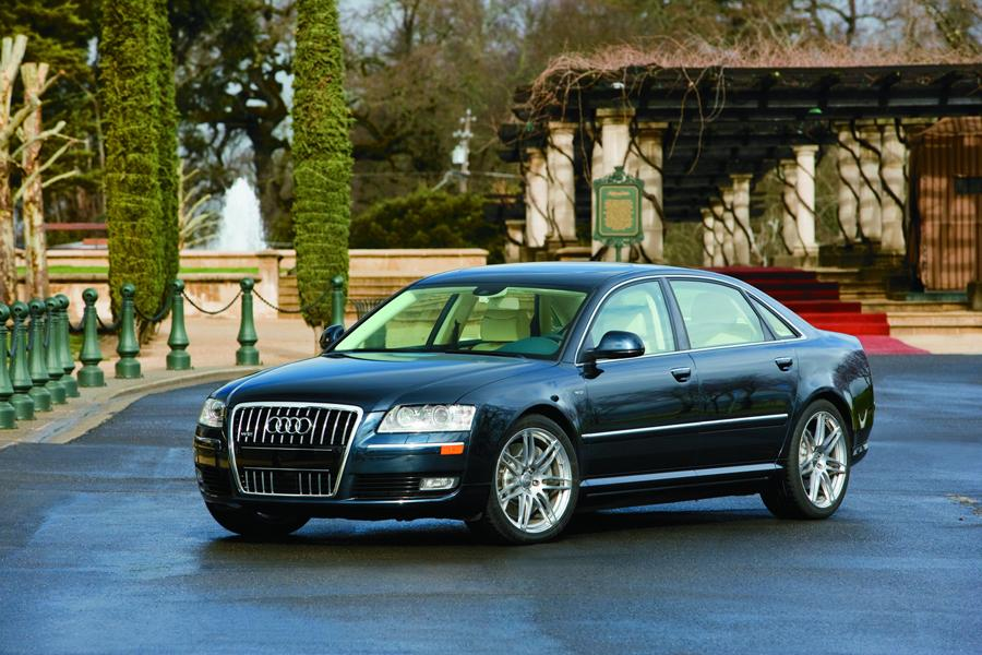 2010 audi a8 overview. Black Bedroom Furniture Sets. Home Design Ideas