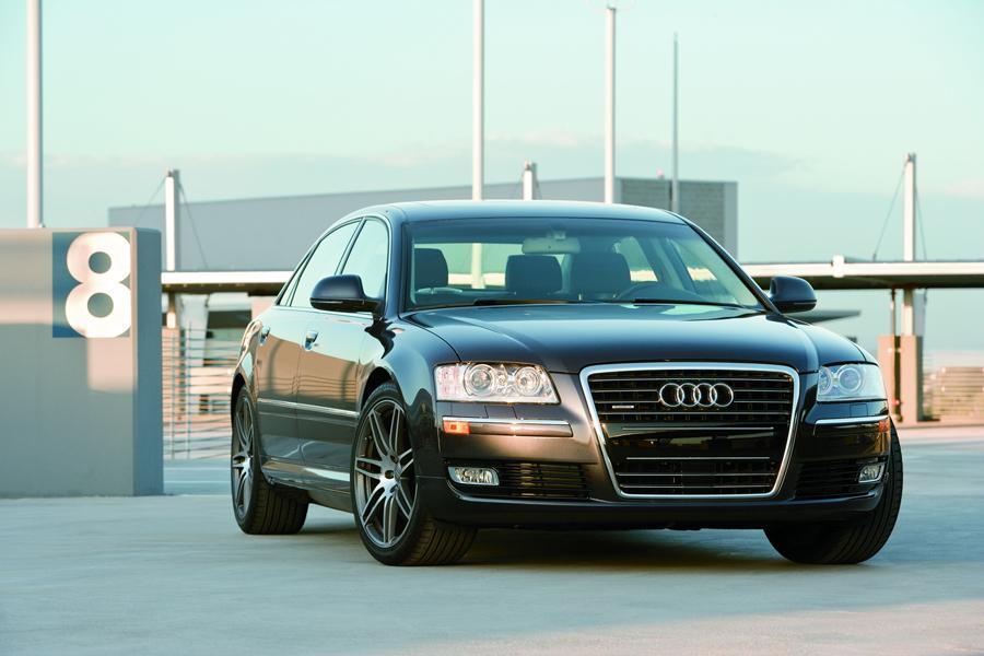 2010 Audi A8 Overview Cars Com