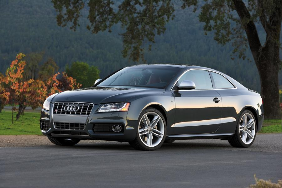 2010 Audi S5 Overview Cars Com
