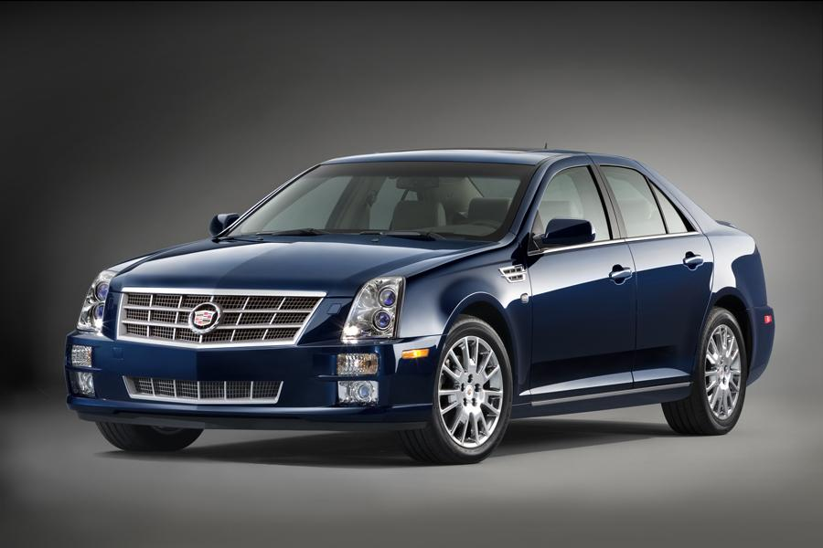 2010 Cadillac STS Photo 1 of 13