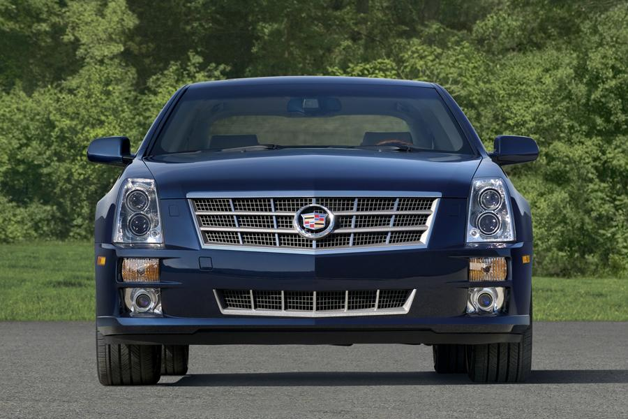 2010 Cadillac STS Photo 4 of 13