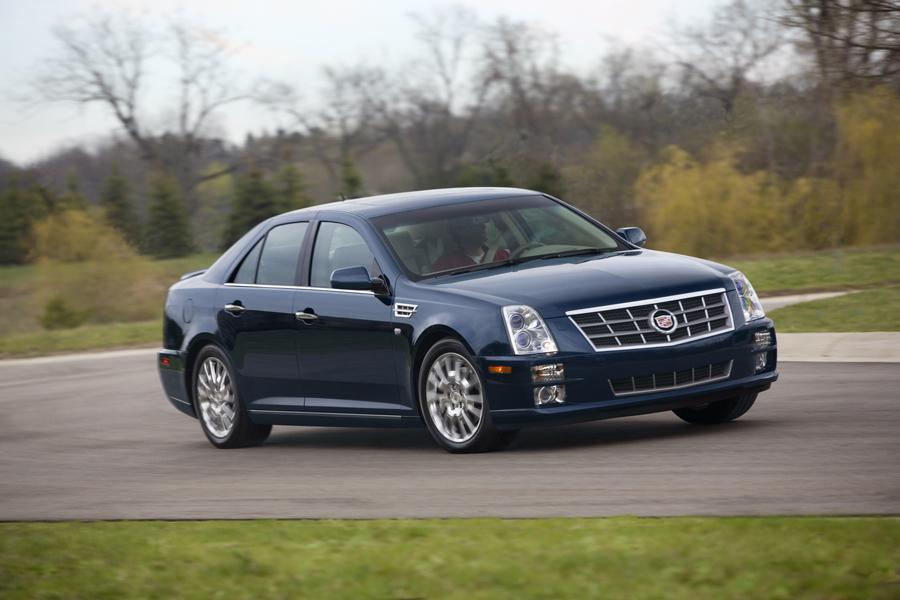 2010 Cadillac Sts Reviews Specs And Prices Cars Com