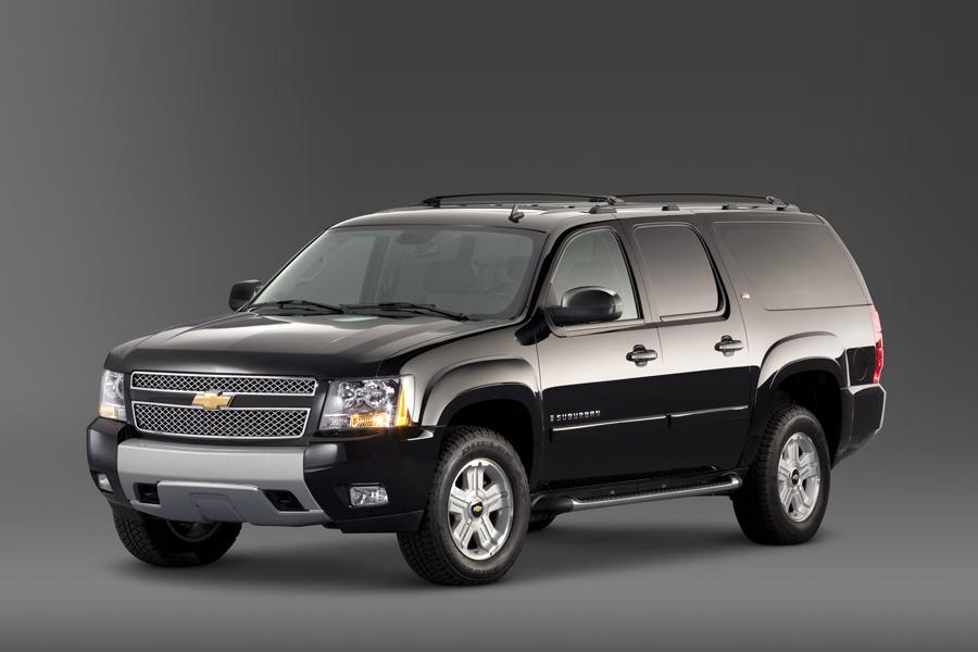 2010 Chevrolet Suburban Photo 1 of 14