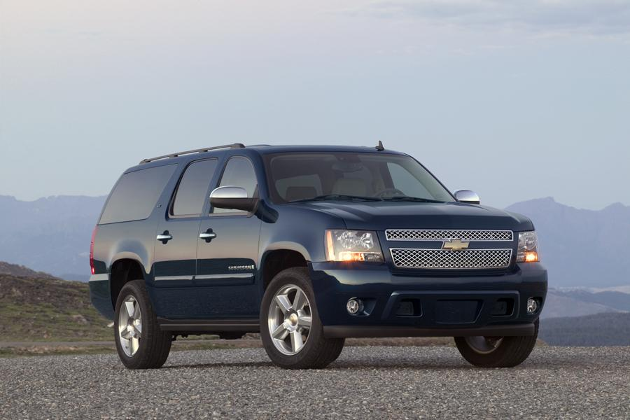 Chevrolet TahoeSuburban Owner Manual  2010 Black plate