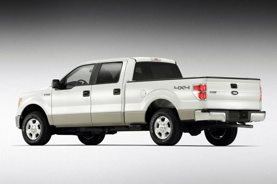 2010 Ford F-150 Photo 4 of 20