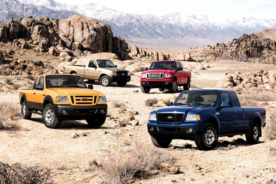 2010 Ford Ranger Photo 3 of 19