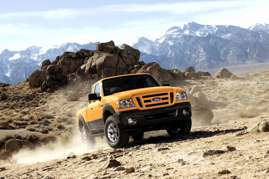 2010 Ford Ranger Photo 4 of 19