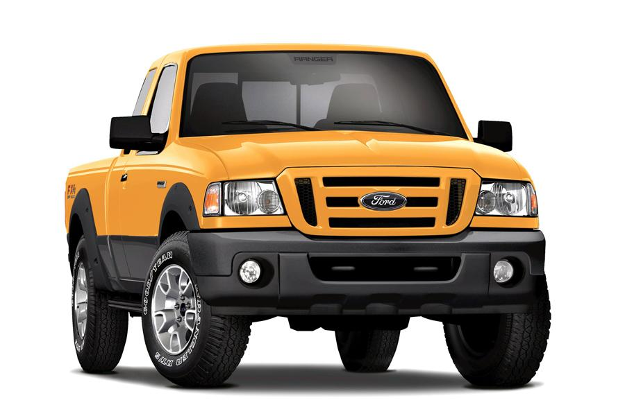 2010 Ford Ranger Reviews Specs And Prices Cars Com
