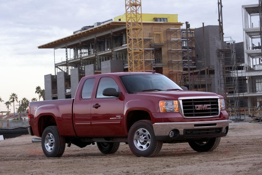 2008 Gmc Sierra For Sale >> 2010 GMC Sierra 2500 Reviews, Specs and Prices | Cars.com