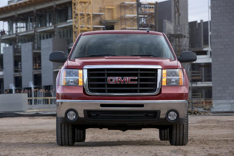 2010 GMC Sierra 2500 Photo 4 of 6