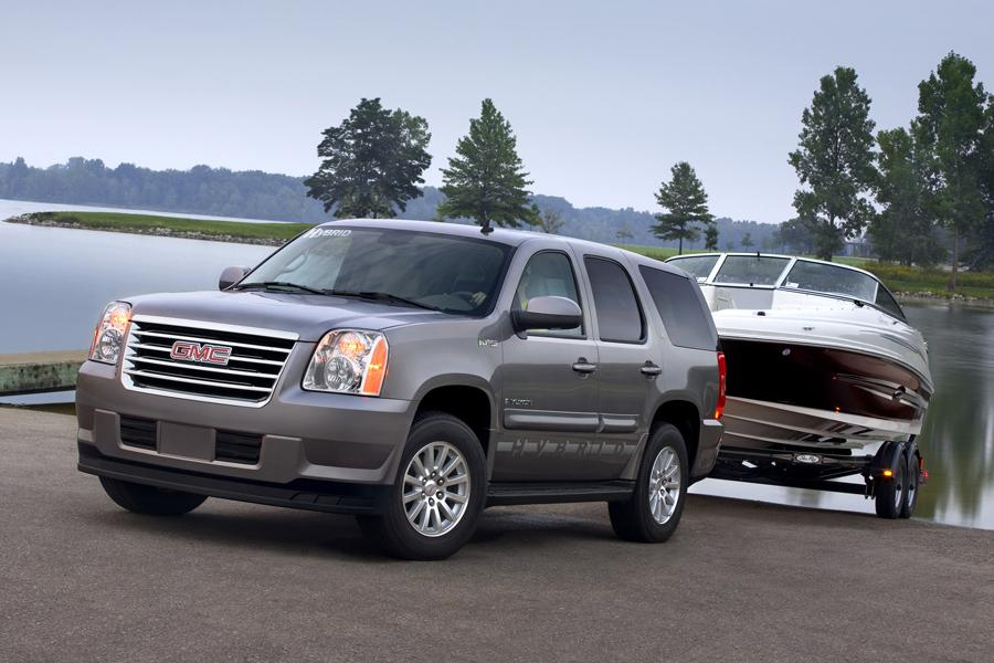 2010 GMC Yukon Hybrid Photo 3 of 15
