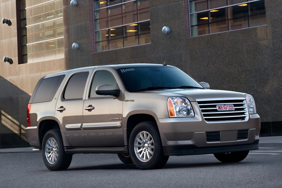 2010 GMC Yukon Hybrid Photo 4 of 15