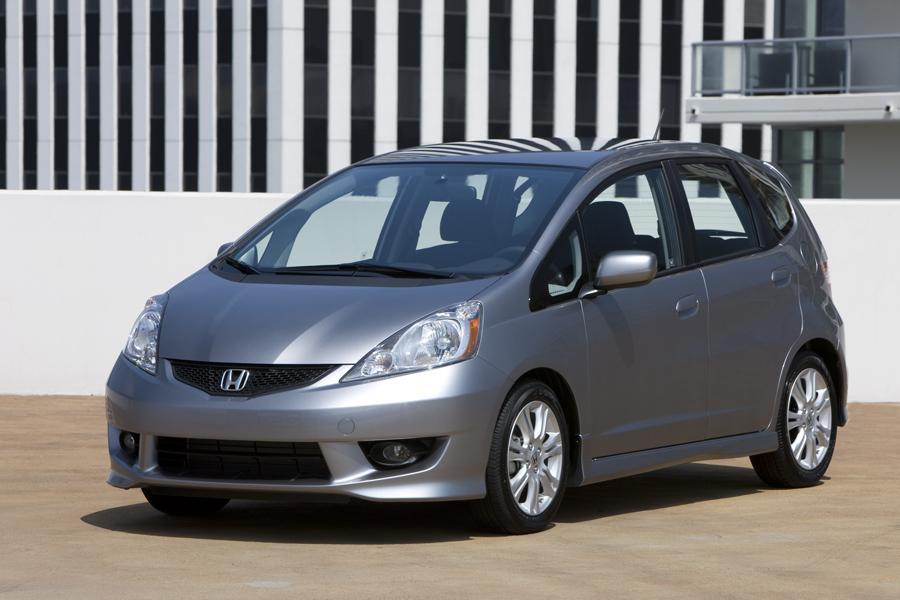 2010 Honda Fit Overview Cars Com