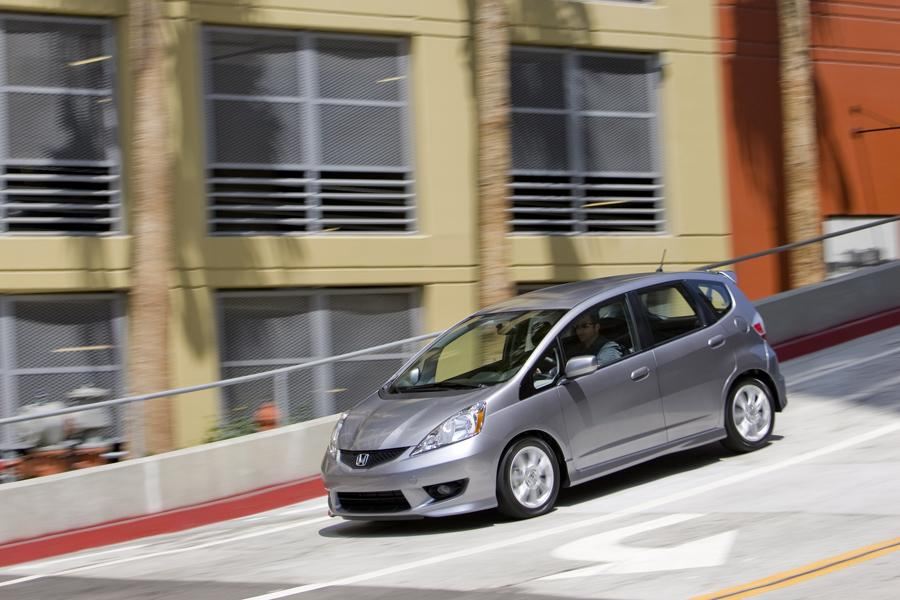 2010 Honda Fit Photo 4 of 20