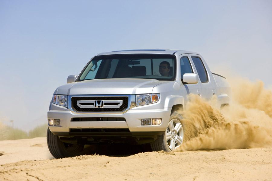 2010 Honda Ridgeline Photo 4 of 20