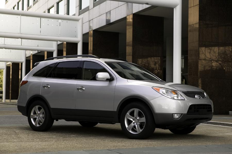 2010 Hyundai Veracruz Photo 3 of 14