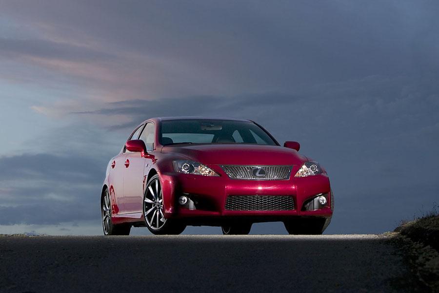 2010 Lexus IS-F Photo 3 of 20