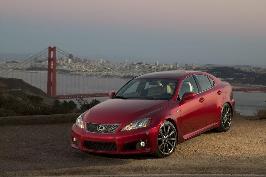 2010 Lexus IS-F Photo 6 of 20
