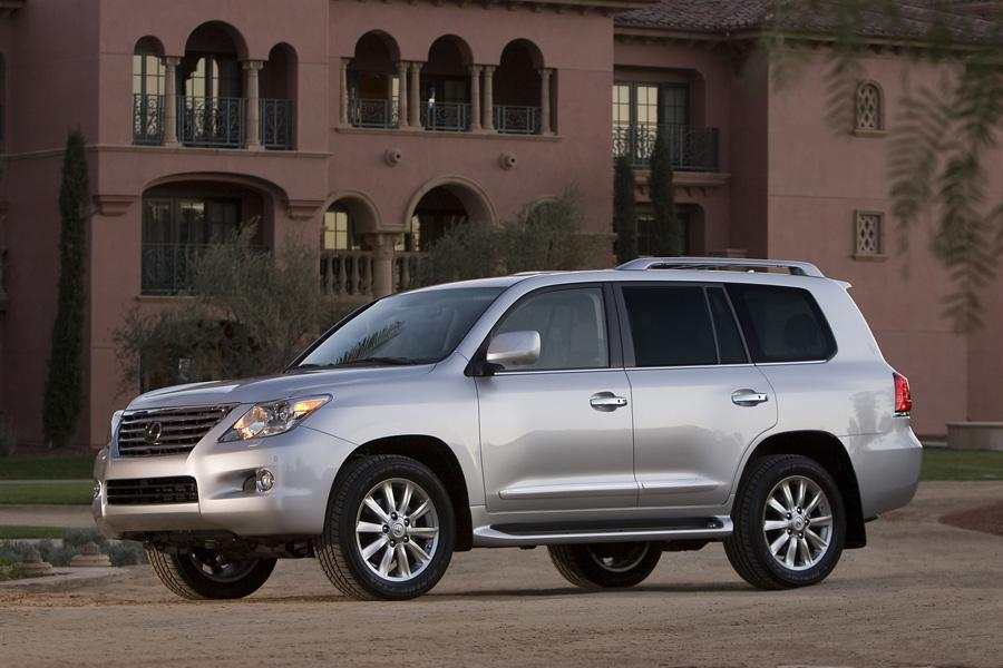 2010 Lexus LX 570 Photo 4 of 20