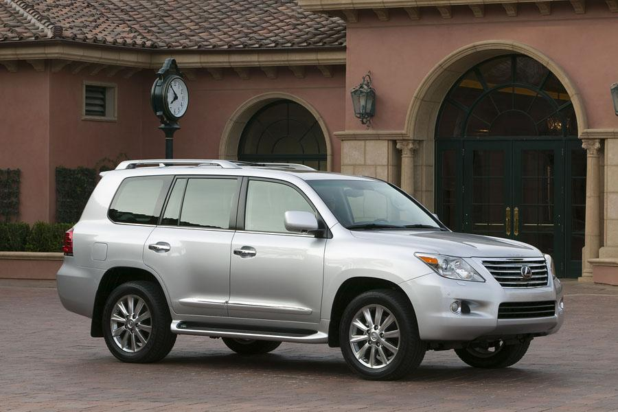 2010 lexus lx 570 reviews specs and prices. Black Bedroom Furniture Sets. Home Design Ideas