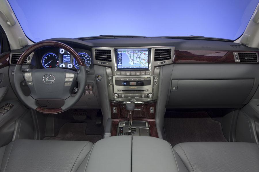 2010 Lexus Lx 570 Reviews Specs And Prices Cars Com