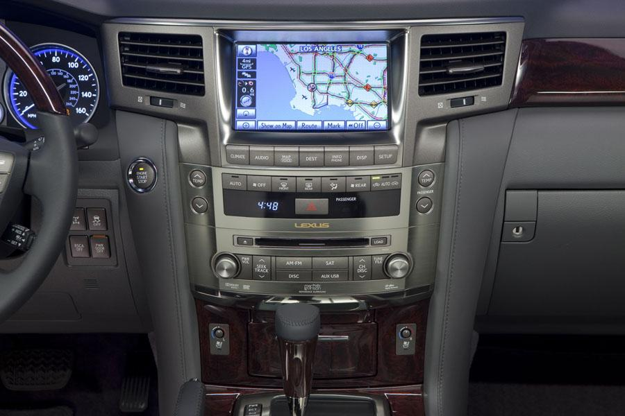 2010 Lexus Lx 570 Reviews Specs And Prices