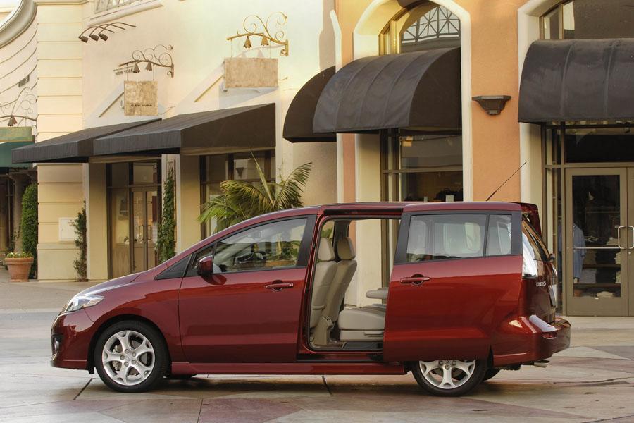 2010 Mazda Mazda5 Photo 3 of 20