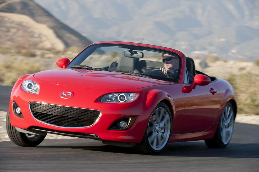 2010 Mazda MX-5 Miata Photo 5 of 20